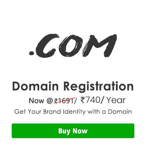 Offers on Domain